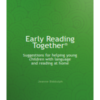 Early Reading Together® Booklet for Parents