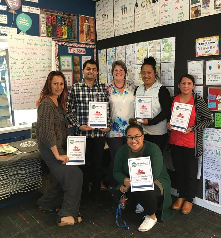 Reading Together® at Chapel Downs School