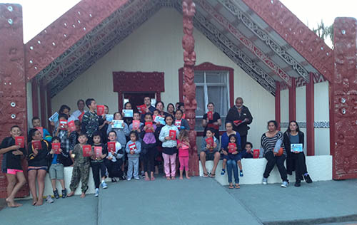 Reading Together® at Ngati Moko Marae